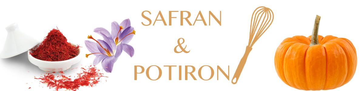 Safran et Potiron